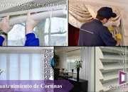 Decoservice Servicio de lavado y mantenimiento de cortinas 991153920