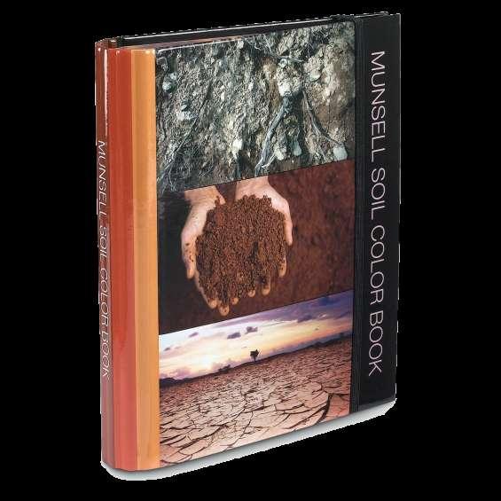 Libro de colores munsell para suelos,agricultura, geología ...