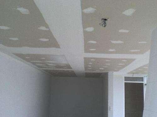 Instalacion drywall y cielo rasos, techos acusticos ...y otros ...