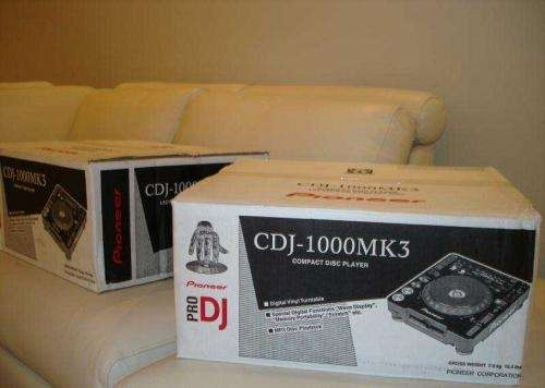 New pioneer cdj 1000 mk3 players (seal box)