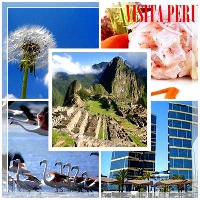 Agencia de viajes red travel peru