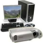 Alquiler proyector multimedia 2000,3000,5000, lumens