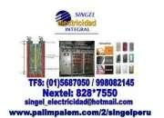 Pozos a tierra: construccion, medicion, certificacion tf: 5687050