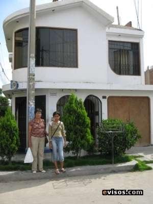 Urgente alquilo linda casa de 3 pisos en surco