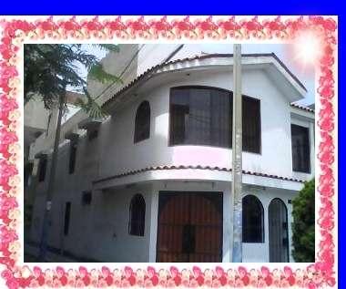 Alquilo casa de 3 pisos en santiago de surco-lima