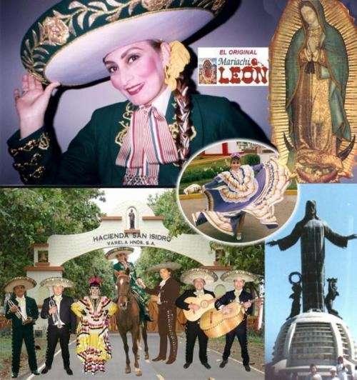 Mariachis peruanos , el original mariachi leon , lima peru ..ahora nos pueden ver en youtube.com