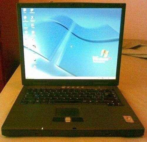 Laptop notebook acer aspire 1300 - buenas condiciones