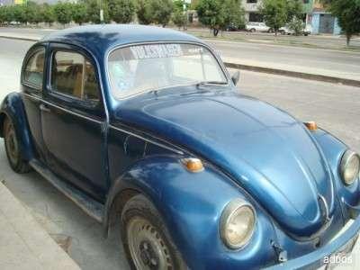 Vendo volkswagen escarabajo conservado año 1982