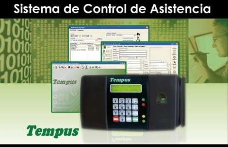 Sistema de control de asistencia tempus