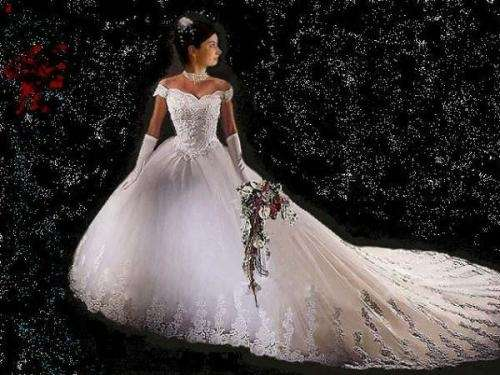 escoja hermosos vestidos de novia desde s/. 199 en alquiler
