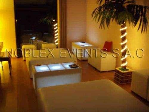 Fotos de Zonas lounge alquiler peru-lima luces y sonido 2