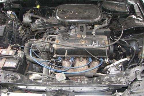 Fotos de Vendo honda accord del 87 sistema dual glp gasolina 4
