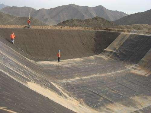 Rs servicios generales (geomembrana - riego tecnificado - mov. de tierra - acabado de construccion