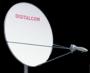 antena de internet satelital