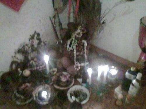 Hechizeria, santeria, brujeria