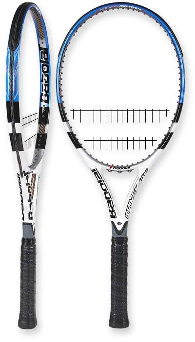 Raqueta babolat drive z lite flamante