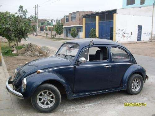 Vendo volkswagen escarabajo año 85