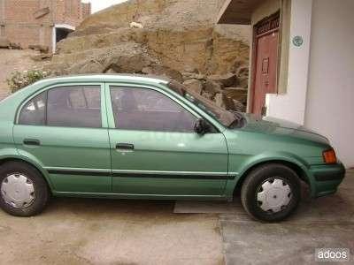 Fotos de Vendo toyota tercel 1995 verde mecanico gasolina mp3 unico dueño conservado cel. 2