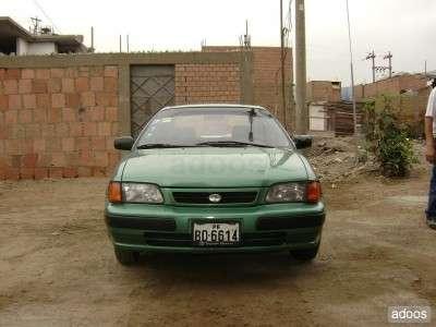 Fotos de Vendo toyota tercel 1995 verde mecanico gasolina mp3 unico dueño conservado cel. 3