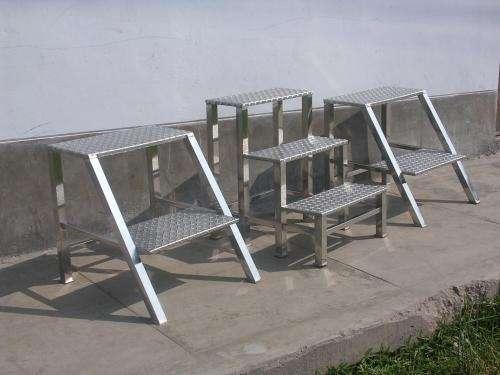 Diseño fabricacion e instalacion en acero inoxidable
