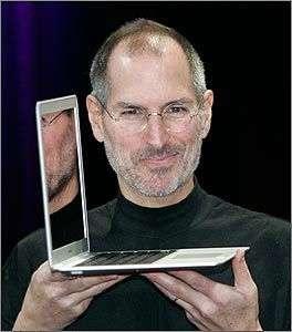 Nuevo en su caja, portátil apple macbook air