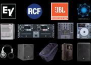 dj-equipo desonido-luces inteligentes-fotografia-videodigital