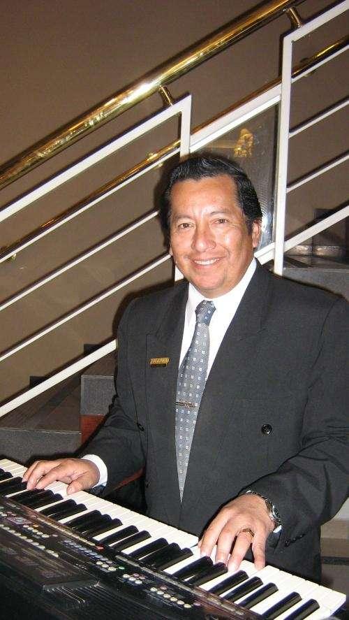 Raul dedios y su organo internacional - ameniza eventos - clases de organo y piano