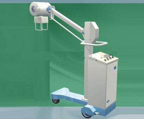 Equipo de rayos x rodable potencia media