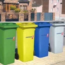 Tachos para basura,tachos para reciclaje