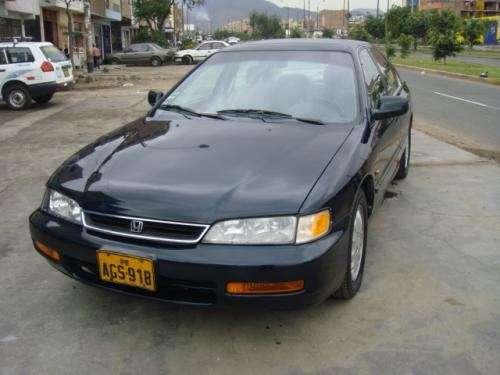 Honda accord ex 1996 mecanico nacional