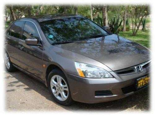 Vendo carro honda accord año 2006