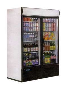 Exhibidora de bebidas