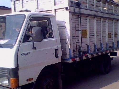 Fotos de Vendo camion marca kia, motor año 95 4