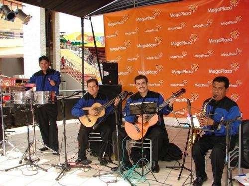 Conjunto musical criollo e internacional ¨ritmos & voces¨