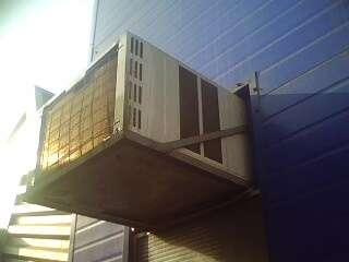 Mantenimiento y reparacion de aire acondicionado y refrigeracion industrial