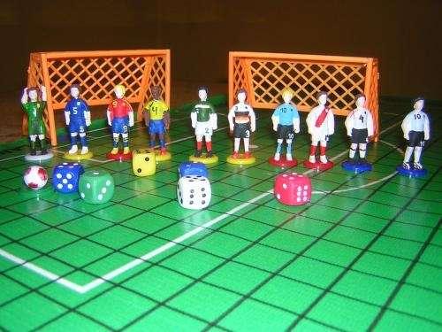 Juego de futbol - futbol de mesa