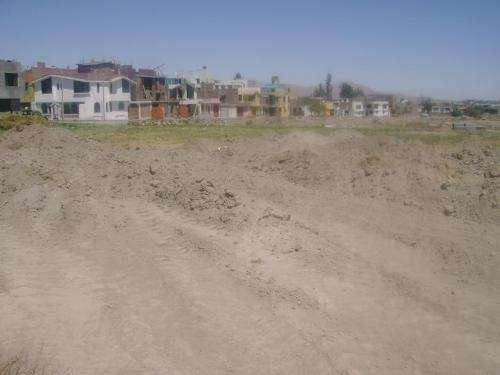 Venta de tierra de chacra por m3 arequipa