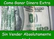 Esto es Gratis!!, Lo Creas o No; Descubre Como Se Puede Ganar Dinero En Internet y Sin Vender Absolutamente Nada!!