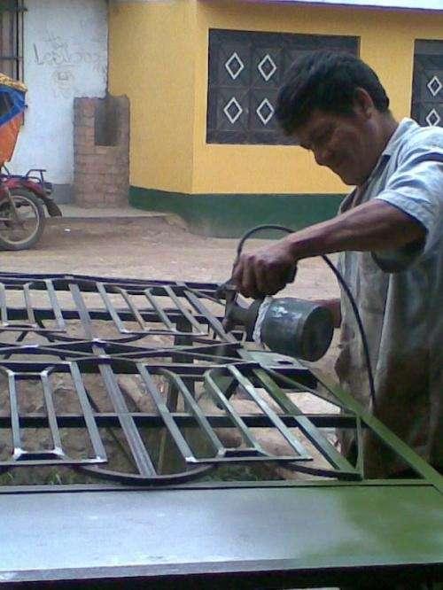 """Fotos de Metal mecanica """"parrilla´s"""" 2"""