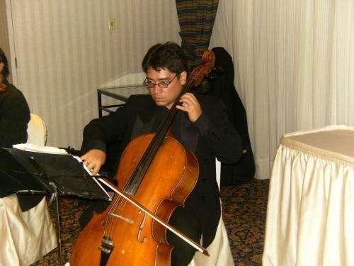 Coro violines cantantes miraflores