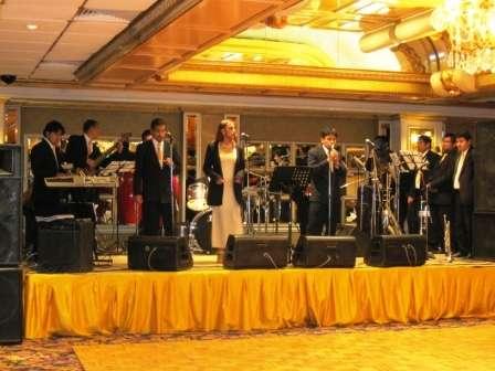 Bodas eventos orquesta: orquesta la trivia . lima peru