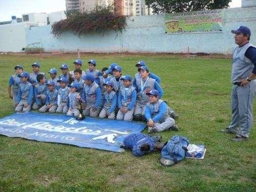 Academia de beisbol del club los angeles