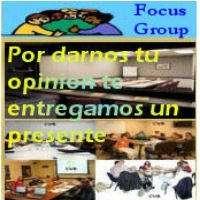 Tu opinión merece premio participa focus group