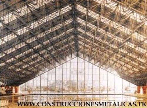 Rejas de seguridad, estructuras metalicas,