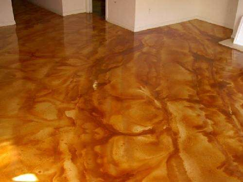Concreto estampado, pisos oxidados, microcemento, terrazo, hidrazo, granlalla