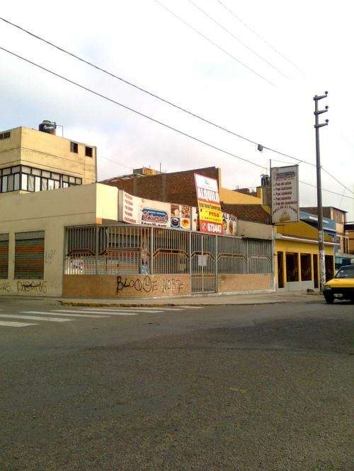 Alquilo local comercial - av cesar vallejo