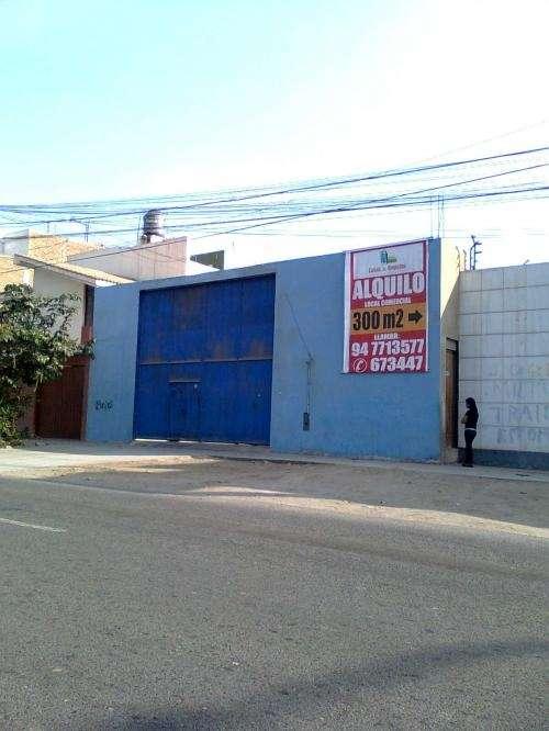 Alquilo local comercial - san andres v etapa
