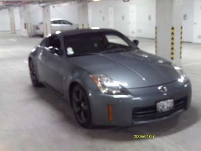 Vendo nissan 350 z impecable full equipo..