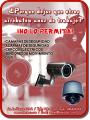 Camaras de seguridad, proteje, previene robos, asaltos, asegura tu negocio, comercio y hogar (Pueblo Libre)