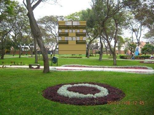 Departamentos san borja parque